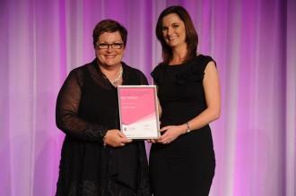 Christine Telstra Business Women Awards
