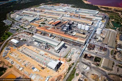 Boyne Aluminium Smelter