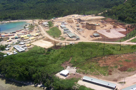 Simberi Gold Mine expansion