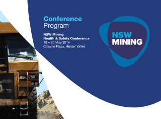 Safety Risk Management at Mining conference