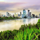 photo of Brisbane river