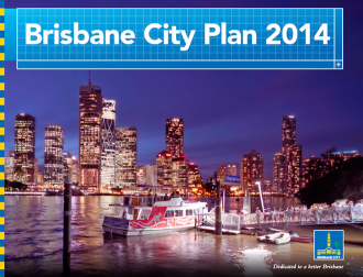 Brisbane City Plan 2014