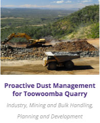 Quarry Dust Management