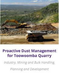 Quarry Dust Management
