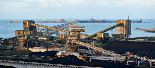 Dalrymple Bay Coal Terminal Management Support Tool