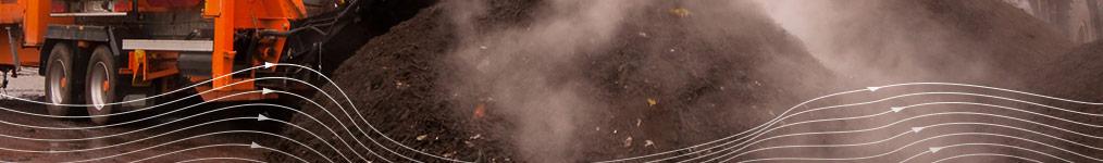 Compost odour impact