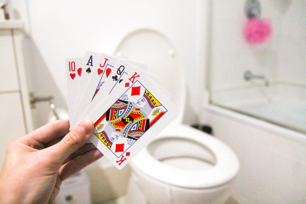 Odour Assessement for a Royal Flush