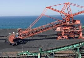 Port Kembla coal terminal NPI reporting
