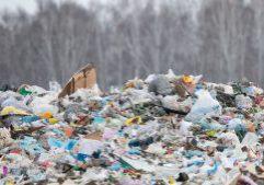 Dump rubbish